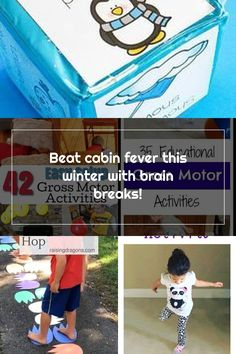 This winter themed gross motor brain break cube is sure to be a hit with the kids! A quick activity to get the kids moving during the cold winter months. Kids Moves, Gross Motor Activities, Brain Breaks, Winter Theme, Winter Months, Cube, Brain Games