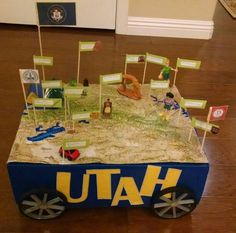 State Float Project: UTAH