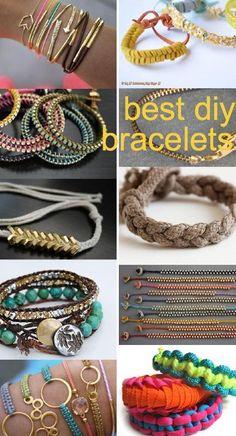 make your own bracelets