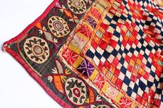 Bohemian home decor Vintage Kutch Wall Tapestry  Huge Ethnic