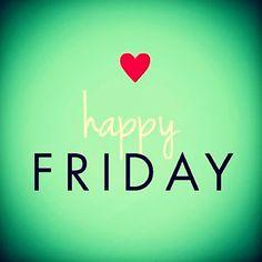 Everyone loves Friday!