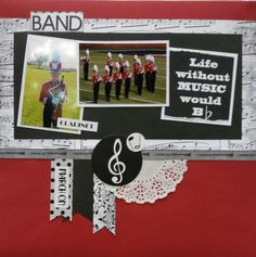 Band - Scrapbook.com