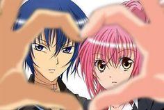 Ikuto and Amu