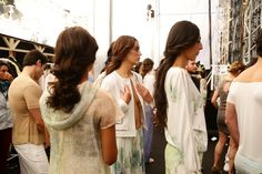 Backstage at Red Beard by Tanju Babacan