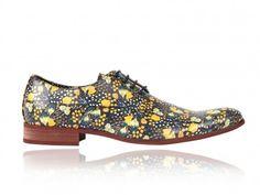 Bloemetjesschoenen   Bloempatroon Schoenen
