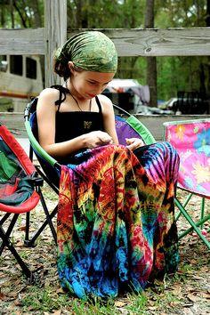 hippie child    @Brigitte Coleman Rankin Kylie?
