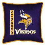 !@Best Buy Minnesota Vikings Sideline Pillow (18x18) NFL    Price: $40.00    .Check Price >> http://OUTLET9.COM/dorm-bedding/Best-Buy-MinnesotaVikingsSidelinePillow18x18NFL-B001425BUC.html