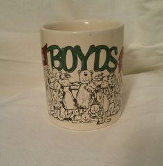 Boyd's Bear 25th Anniversary Coffee Mug    | eBay