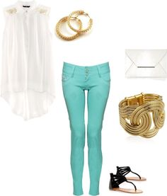 """""""Going out Outfit"""" by behux on Polyvore"""