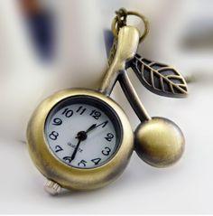 The highend vintage pocket watch Bronze green by adelaalberta, $3.99