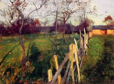 """original by John Singer Sargent (i painted a version of this for the play """"Sly Fox"""")"""