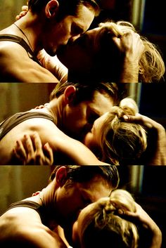 Eric Northman and Sookie Stackhouse Best Tv Couples, Movie Couples, Best Couple, Byronic Hero, Eric And Sookie, Great Minds Think Alike, Eric Northman, Hbo Series, First Novel