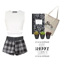 Summer by derrycowz1588 on Polyvore featuring polyvore, fashion, style, BCBGMAXAZRIA, Chicnova Fashion and Dot & Bo