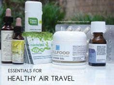 My 8 Essentials for Healthy Air Travel - Empowered Sustenance - This is a must read.