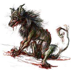 Demon by CorvidaeArt on DeviantArt