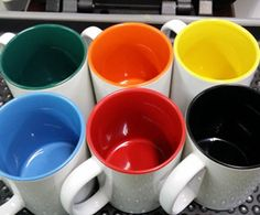 Get personalised imprinted in for your loved ones by Personalised Mugs, Mug Printing, Singapore, Coffee Cups, First Love, Tea, Tableware, Prints, Coffee Mugs