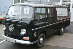 Volkswagen T2 Hearse