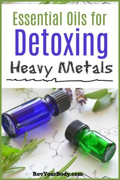 How to Combat Heavy Metal Exposure. There is no way to avoid exposure to heavy metal in our modern world. These metals are found in prescription medications, supplements, dental fillings and many other products. Weight Loss Detox, Weight Loss Drinks, Lose Weight, Essential Oils Detox, Heavy Metal Detox, Detox Organics, Full Body Detox, Natural Detox Drinks, Detox Program