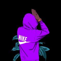 art music dope design luxury prayer dark nike purple floral DRIZZY gold golden Sport flora pray royal trill nikesb babygirl nocturnal nike free aestethic the six 6 God aestheitcs 6 man blckxcvi Dope Cartoon Art, Dope Cartoons, Hype Wallpaper, Iphone Background Wallpaper, Homescreen Wallpaper, Cartoon Wallpaper, Arte Hip Hop, Hip Hop Art, Nike Drawing