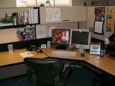 Organize your desk/workspace. | 23 Ingenious Ways To Work Smarter, Not Harder