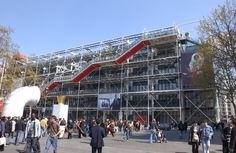 pompidou center - Google'da Ara