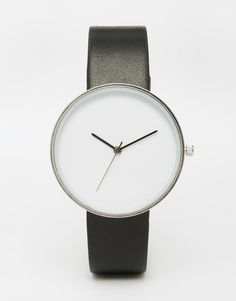 Image 1 of ASOS Clean Minimal Watch