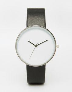 Image 1 - ASOS - Montre minimaliste épurée