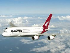 """Qantas, the national carrier of Australia"" Qantas Airbus Jet Aircraft Qantas A380, Qantas Airlines, Airbus A380, Boeing 747, Kelly Slater, Drones, A380 Aircraft, Aircraft Photos, Australian Airlines"