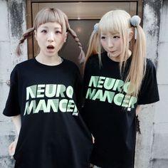 ニューロマンサーTシャツ