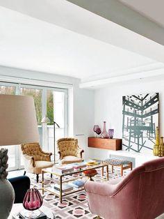 An apartment by Make Sense Studio