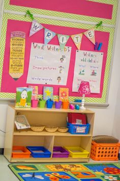 Mrs. Ricca's Kindergarten: Finally...Classroom Reveal!