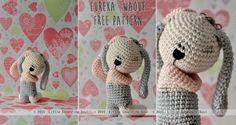 """EUREKA WAOUF"" FREE PATTERN - Little Inspiring Soul : l'atelier de l'inspiration et du crochet"