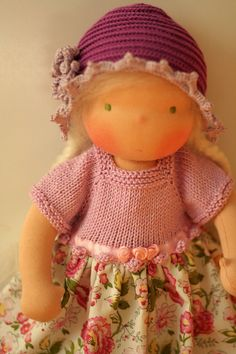 Custom order for  baby4340 16 Waldorf doll by danielapetrova, $150.00 an absolute fav