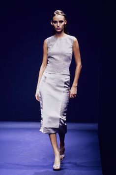 Prada Spring 1998 Ready-to-Wear Fashion Show - Amy Wesson