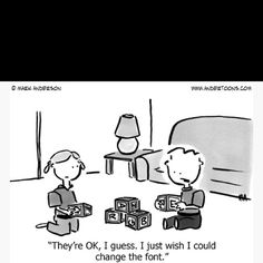 Today's learners an awesome Cartoon #edtech #edchat