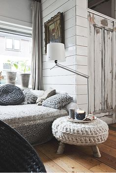 scandi interior, so cozy