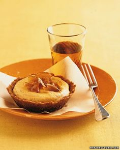 Pumpkin Chiffon Pies Recipe