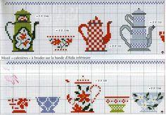 Gallery.ru / Фото #13 - разное - irisha-ira / and the last of the brightly colored coffeepots teapots mugs cups tea