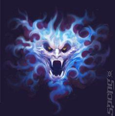 Ultimate Ghosts 'n' Goblins - PSP Artwork