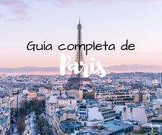 En este post te contamos todo lo que tenés que saber para planificar tu viaje a París. Cómo llegar, cómo moverte y dónde dormir.