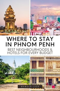 Phnom Penh Cambodia hotels | Rosewood Phnom Penh | Raffles Phnom Penh | Phnom Penh city | Phnom Penh Cambodia | Phnom Penh travel | Cambodia travel Asia Travel, Travel Usa, Cambodia Travel, Phnom Penh, Worldwide Travel, South America Travel, Ultimate Travel, Beautiful Places To Visit, Culture Travel