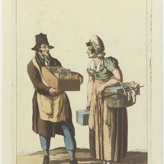 Amsterdamse kooplieden, Jan Anthonie Langendijk Dzn, 1816 - Rijksmuseum