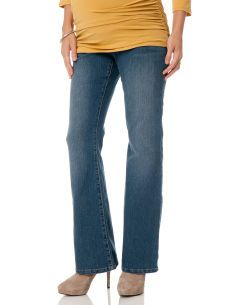 Motherhood Maternity Secret Fit Belly(r) Signature Pocket Boot Cut Maternity Jeans
