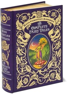 The Complete Fairy Tales by Hans Christian Andersen. Andersen was a Danish author and poet (1805-1875). Most known for his fairy tales, which delighted children everywhere, Andersen was a dedicated correspondent with other noted authors. While his fairy tales are usually categorized as children's literature, the beauty of the writing and the complexity of the stories make them, possibly, even more relevant for adults.