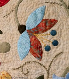 Highlights of Quilt Arizona 2019 ! part 1 (Quilt Inspiration) Applique Quilt Patterns, Hand Applique, Hand Quilting, Crazy Quilting, Lattice Quilt, Applique Wall Hanging, Millefiori Quilts, Pineapple Quilt, Kaleidoscope Quilt