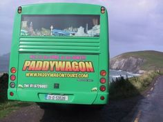 Paddywagon Transportation and Tour Bus