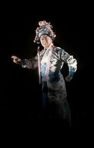 Chinese #opera Feng Yi Ting opened at the #Spoleto festival to great praise @PostandCourier