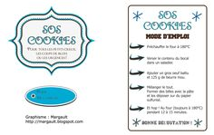Margault : SOS Cookies / Printable free http://margault.blogspot.fr/