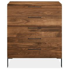 Room & Board - Kenwood 42w 20d 49h Five-Drawer Dresser