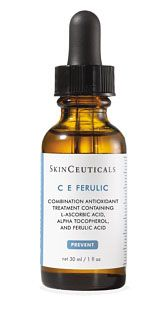 SkinCeuticals CE Ferulic neutralizes free radicals and stimulates collagen production